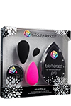 Beautyblender Pro On The Go - Beautyblender набор косметический Pro On The Go с комплектом спонжей и твержым мини-мылом
